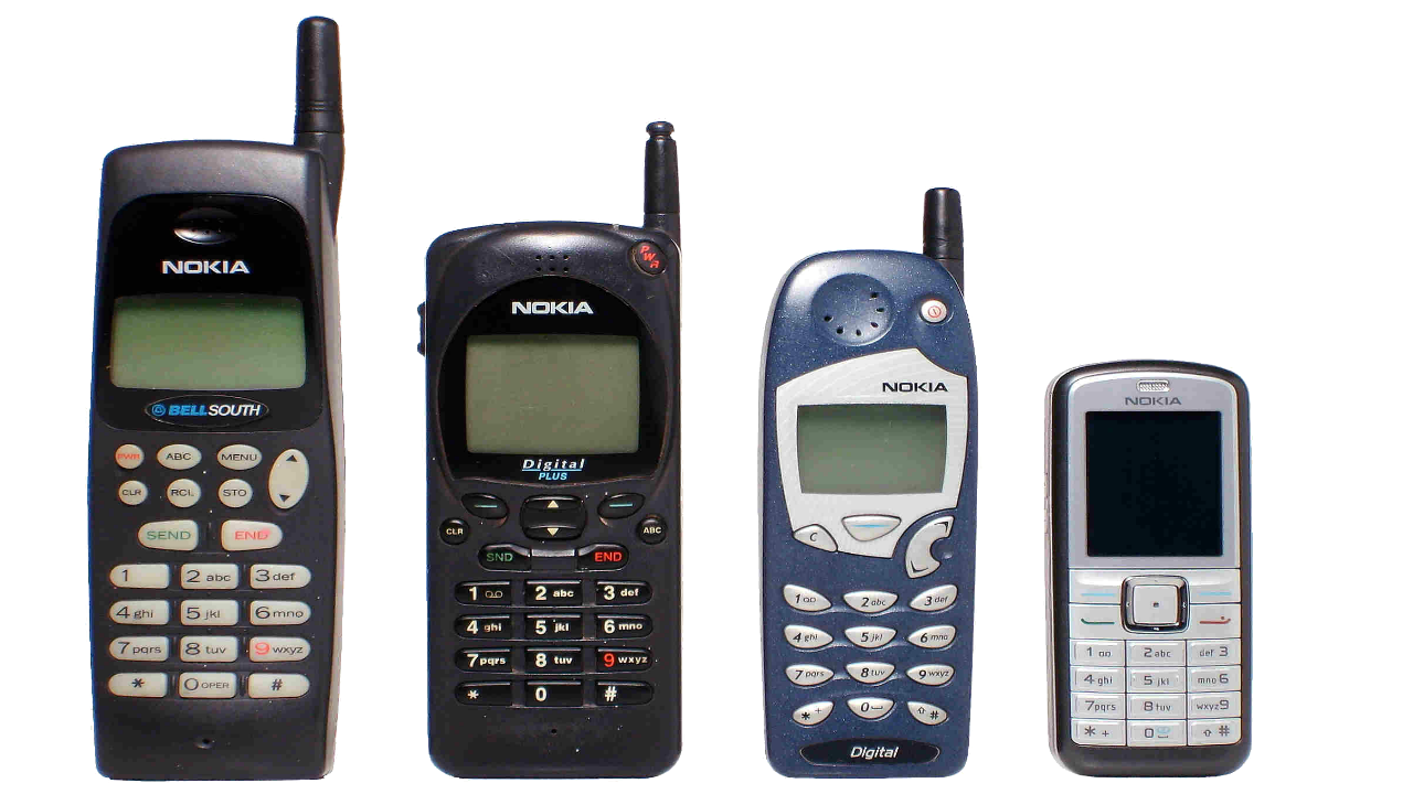 Nokia sempat merajai dunia telepon seluler pada jamannya