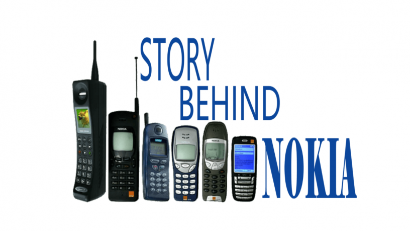 Sejarah perjalanan Nokia