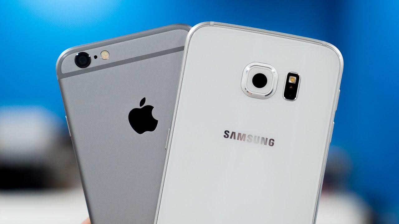 Head-to-head perbandingan iPhone dengan Android