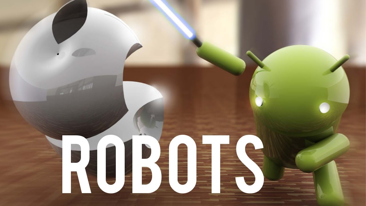 Persaingan Apple vs Android